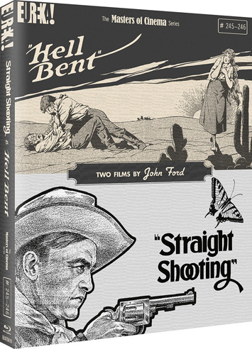 Straight Shooting Hell Bent Film Review cover