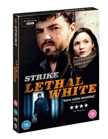 Strike Lethal White Review cover