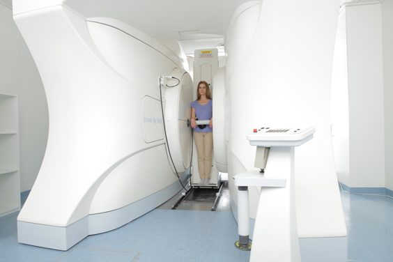 Study Reveals Fear of Small Spaces in Yorkshire mri machine