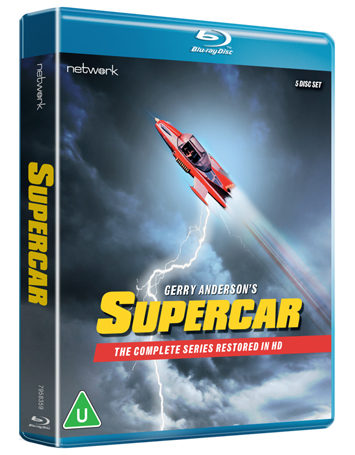 Supercar The Complete Series – Review cover
