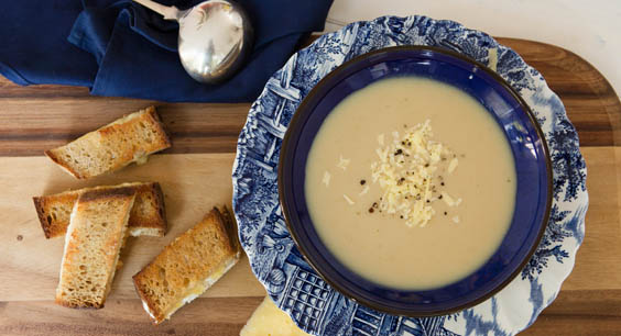 Rosemary and Bean Soup