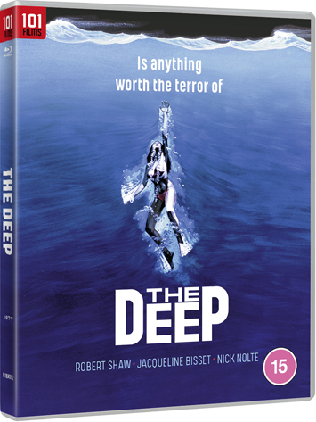 THE DEEP FILM REVIEW COVER