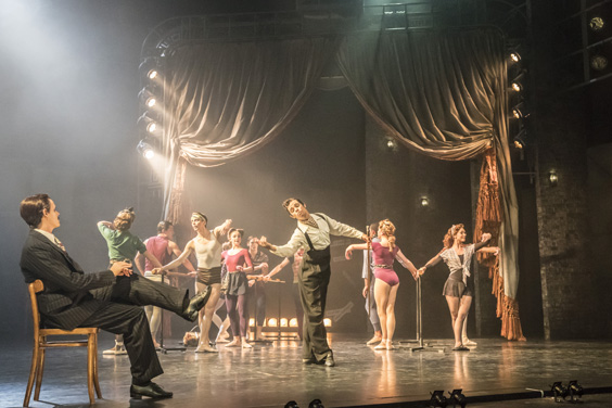 the red shoes review bradford alhambra matthew bourne ballet