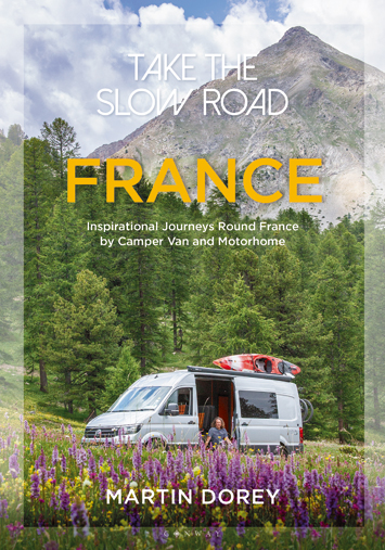 Take the Slow Road France by Martin Dorey book Review cover