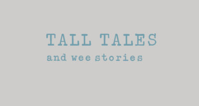Tall Tales and Wee Stories by Billy Connolly Book Review logo main