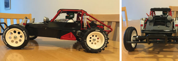 Tamiya Wild One Off-Roader Build Review 6