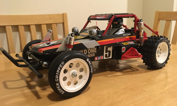 Tamiya Wild One Off-Roader Build Review 8