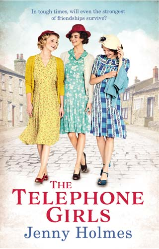Telephone Girls jenny Holmes book review