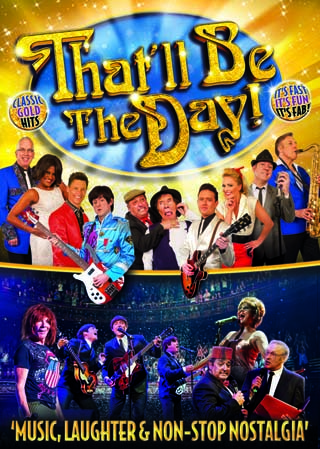 That'll Be The Day at Hull City Hall review poster