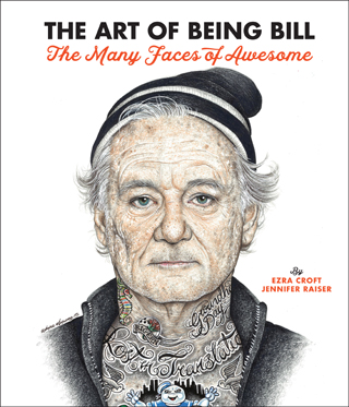 The Art of Being Bill by Ezra Croft and Jennifer Raiser book review cover