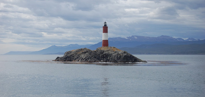 The Best Attractions In Argentina lighthouse