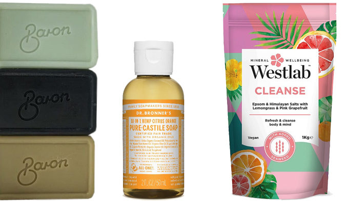The Best Beauty Buys Under £10 bathing