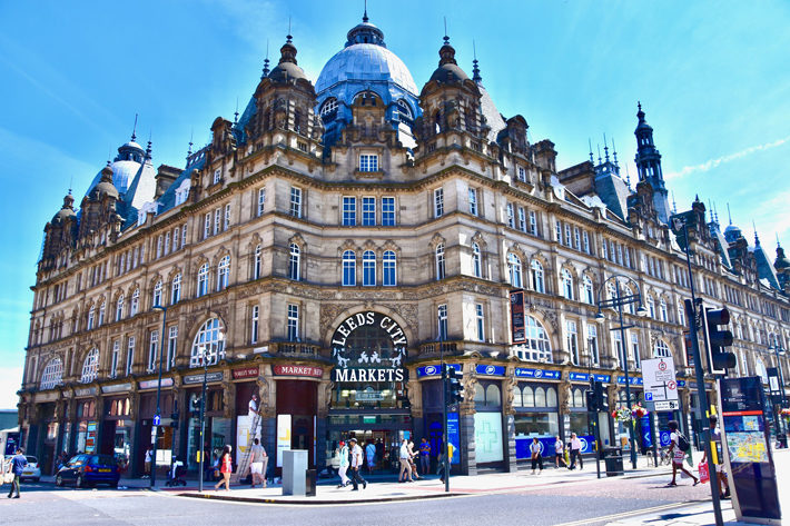 The Best Places for a Group Getaway Across Yorkshire leeds market
