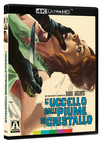 The Bird with the Crystal Plumage Film Review cover