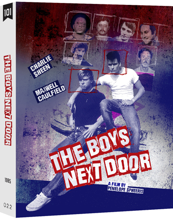 The Boys Next Door Film Review cover