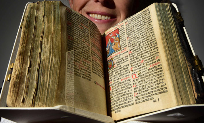 The Breviary at Rievaulx Abbey book