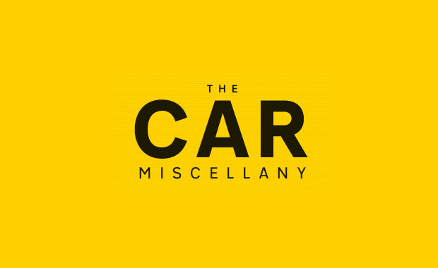 The Car Miscellany Simon Heptinstall Book Review main logo
