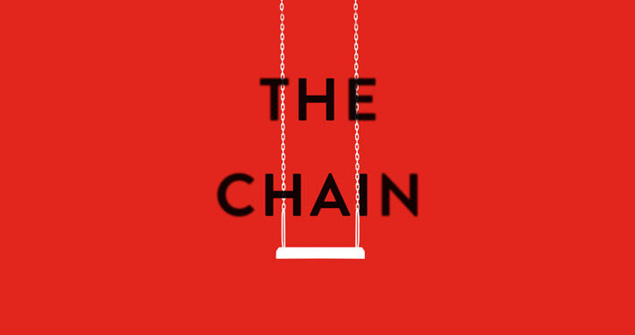 The Chain by Adrian McKinty book Review logo