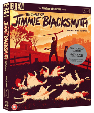 The Chant of Jimmie Blacksmith Film Review cover