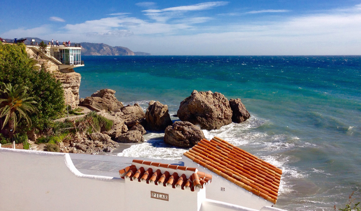 The Costa del Sol, the Ideal Destination, is Open Again nerja