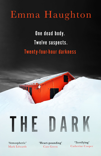The Dark by Emma Haughton book review cover
