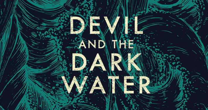 The Devil and the Dark Water by Stuart Turton logo main