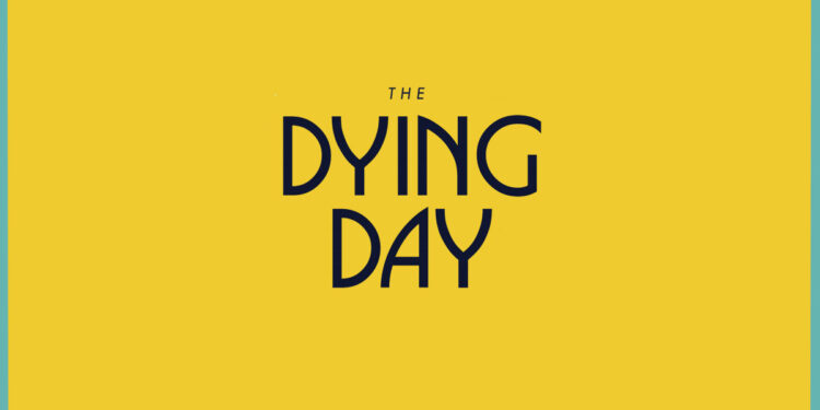 The Dying Day by Vaseem Khan book Review logo