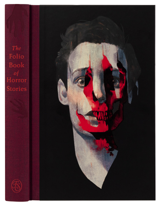The Folio Book of Horror Stories review logo (2)