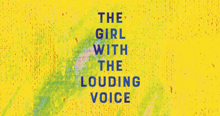 The Girl With The Louding Voice Abi Daré book review logo main
