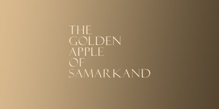 The Golden Apple of Samarkand by Lala Wilbraham book Review logo