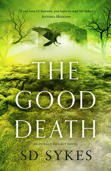 The Good Death by SD Sykes book Review cover