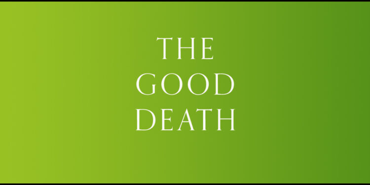 The Good Death by SD Sykes book Review logo