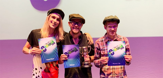 The Great Yorkshire Fringe New Comedian of the Year – Final main