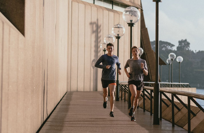 The Growing Popularity Of Outdoor Exercise During Lockdown jogging