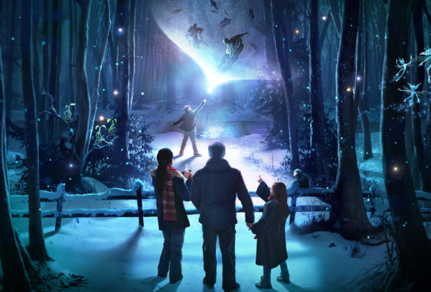 The Harry Potter Forbidden Forest Experience – Review main