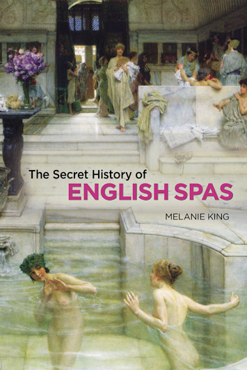 The History of Ilkley Spa cover