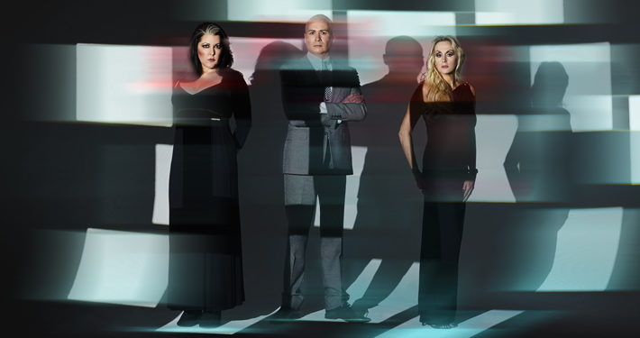 The Human League Live Review Zebedee's Yard Hull, August 2019 band main