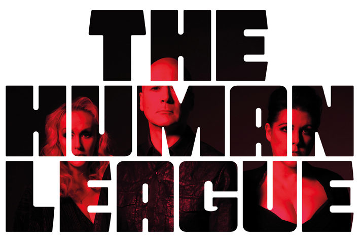 The Human League Live Review Zebedee's Yard Hull, August 2019 logo