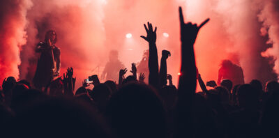 The Impending Return of Live Music main gig