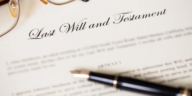 The Importance of Making a Will main