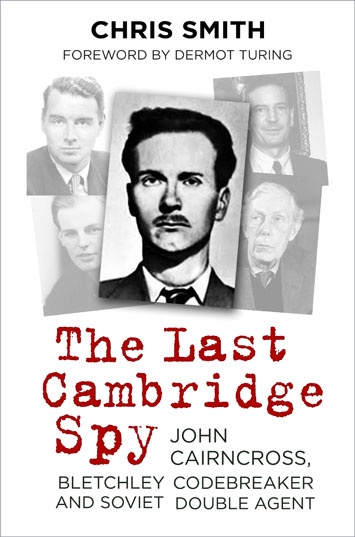 The Last Cambridge Spy by Chris Smith Book Review cover