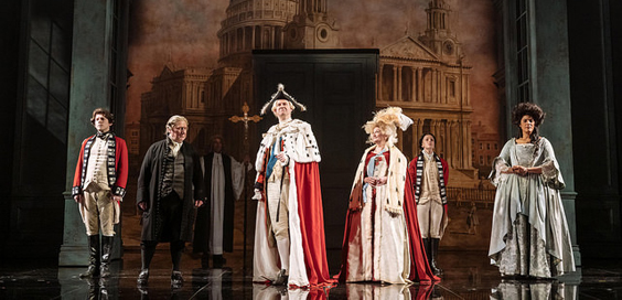 The Madness of George III Review Hull Truck Theatre main