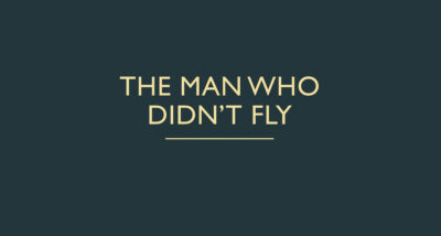 The Man Who Didn't Fly Margot Bennett book Review main logo