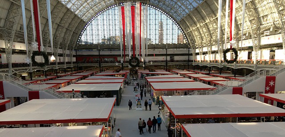 The Many Ways You Can Market at a Trade Show exhibition main