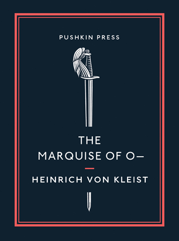 The Marquise of O– by Heinrich von Kleist Book Review cover