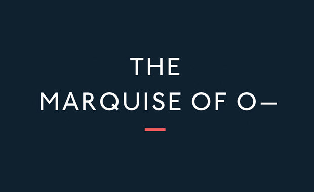 The Marquise of O– by Heinrich von Kleist Book Review logo main