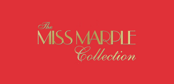 The Miss Marple Collection dvd review logo main