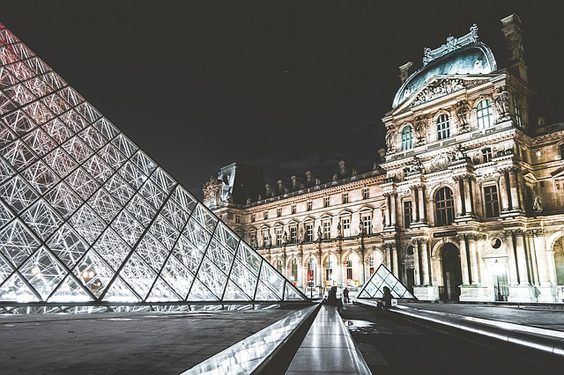 The Most Visited Museums in the World louvre