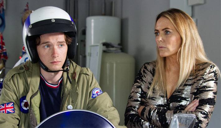 The Pebble and the Boy Film Review patsy kensit