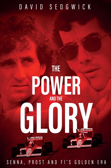 The Power And The Glory by David Sedgwick book Review cover